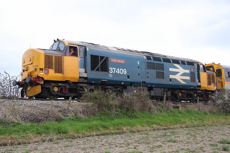 37409 Horsenden Junction, Chinnor & PR Railway 6 April 2019