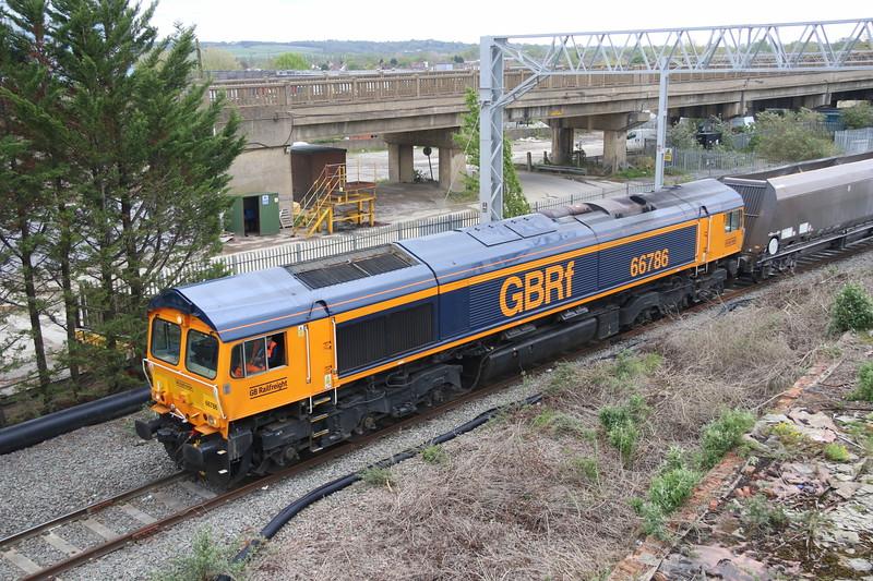 66786 Bletchley 27 April 2019