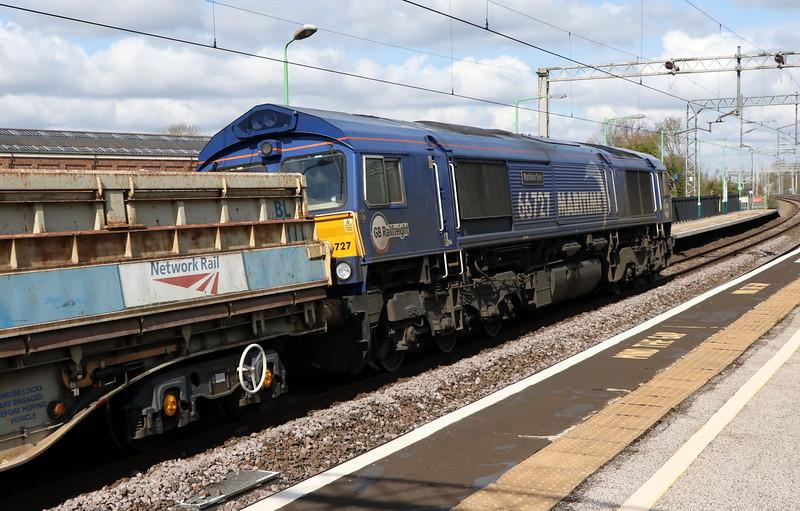 66727 Wolverton 11 April 2021