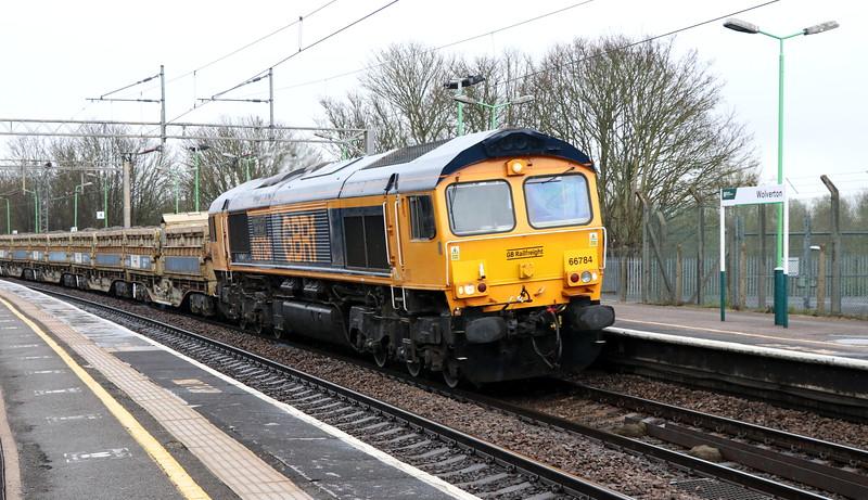 66784 Wolverton 10 April 2021
