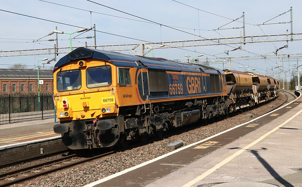 66759 Wolverton 18 April 2021