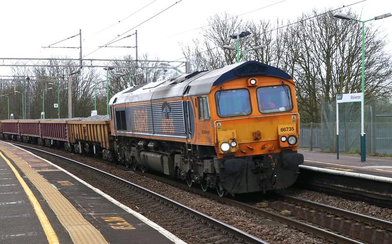 66735 Wolverton 10 April 2021