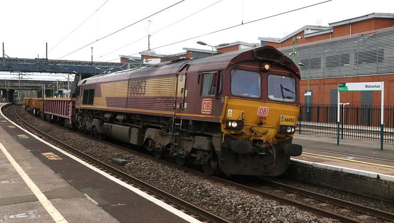 66053 Wolverton 3 April 2021