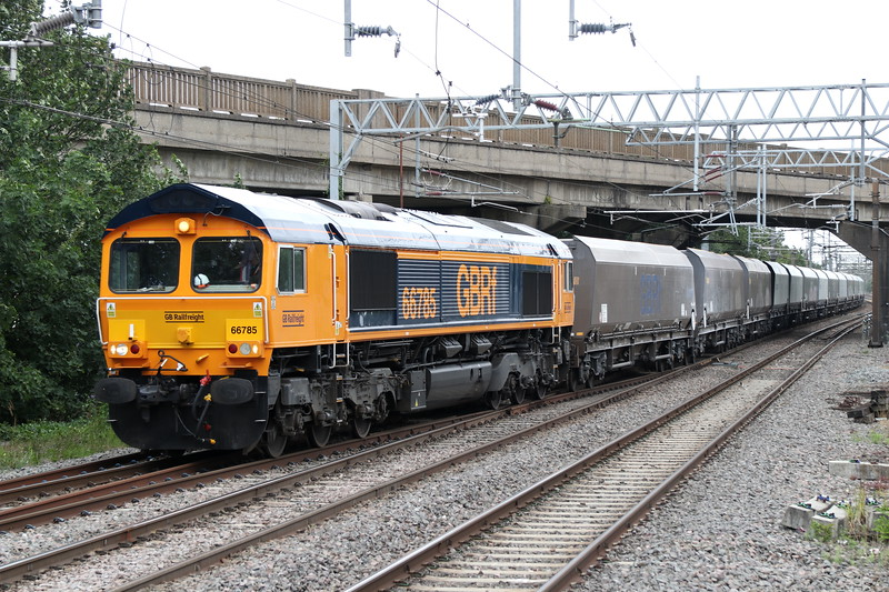 66785 Bletchley 10 August 2019