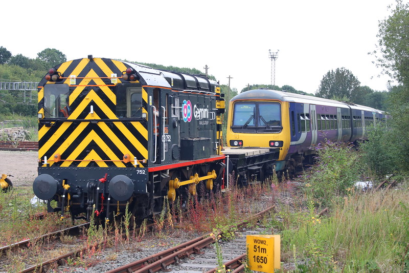 08752 + 323234 McConnell Drive, Wolverton Works 4 August 2019