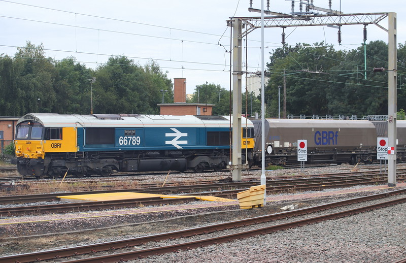 66789 Bletchley 16 August 2019
