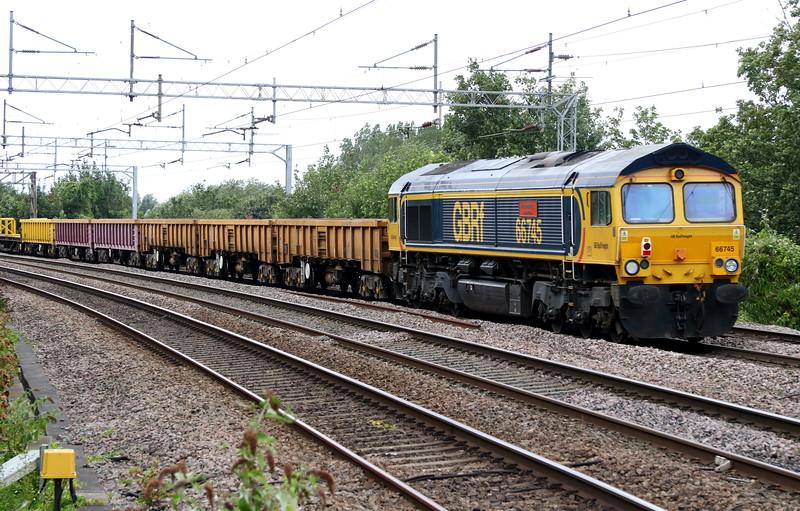 66745 Wolverton 11 August 2019