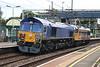 66796 + 69001 Wolverton 11 August 2021