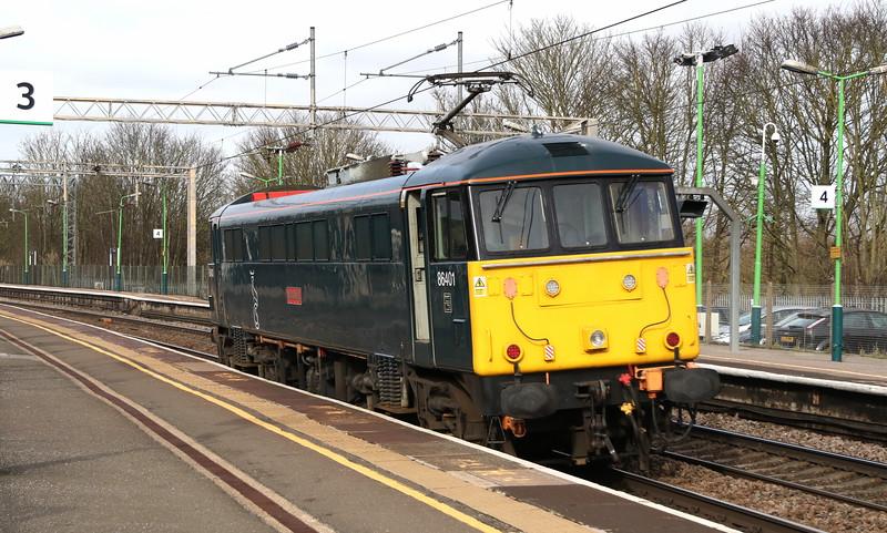86401 Wolverton 14 February 2020