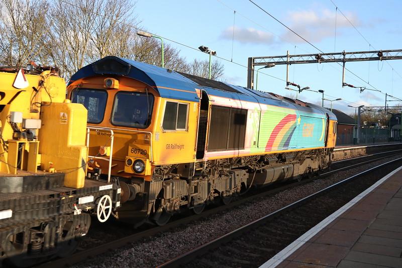 66720 Wolverton 29 February 2020