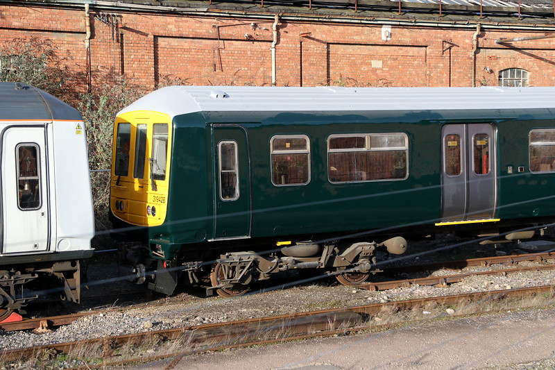 319428 Wolverton Works 8 February 2020