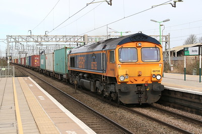 66735 Bletchley 8 February 2020