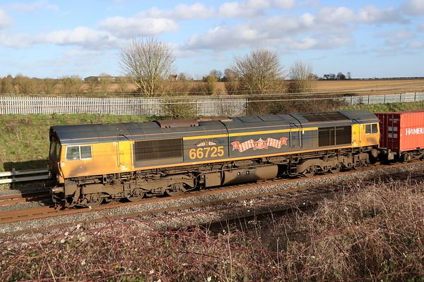 66725 Castlethorpe 8 February 2020