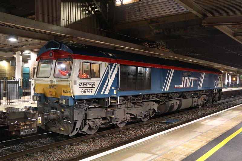 66747 Bletchley 8 January 2020