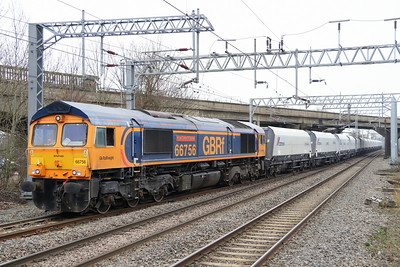 66756 Bletchley 25 January 2020