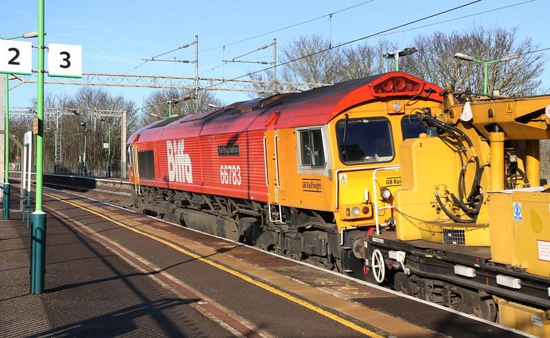 66783 Wolverton 19 January 2020