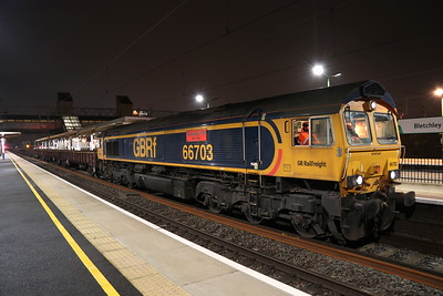 66703 Bletchley 25 January 2020