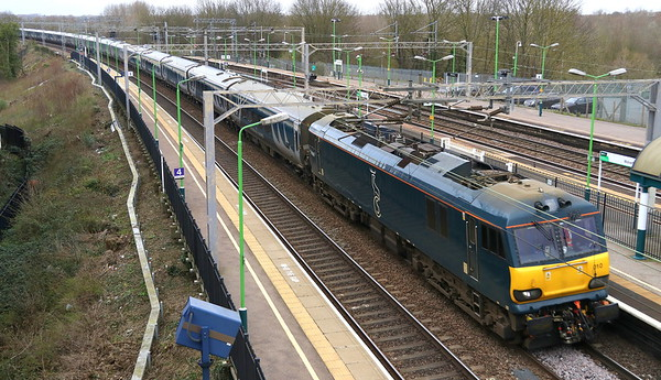 92010 Wolverton 13 March 2020