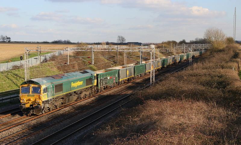 66602 Castlethorpe 6 March 2020