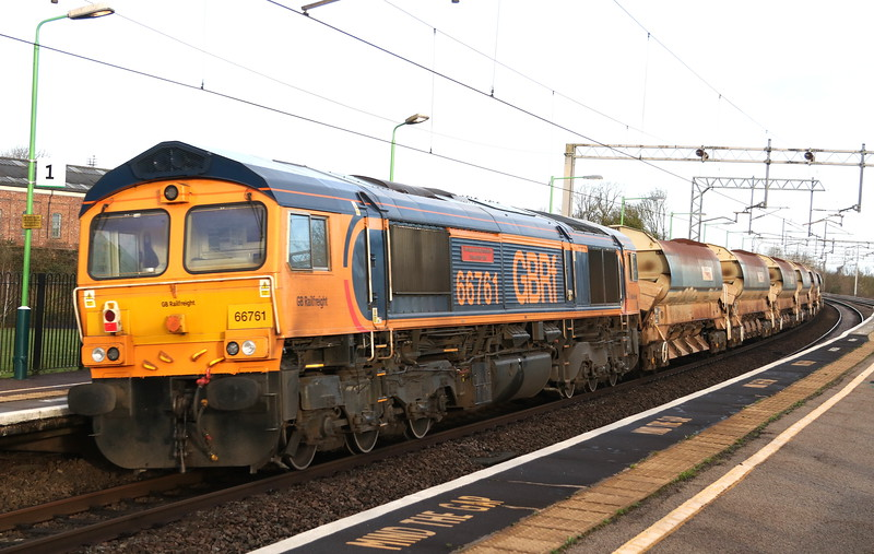 66761 Wolverton 8 March 2020