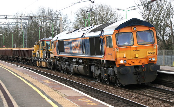 66731 Wolverton 14 March 2020