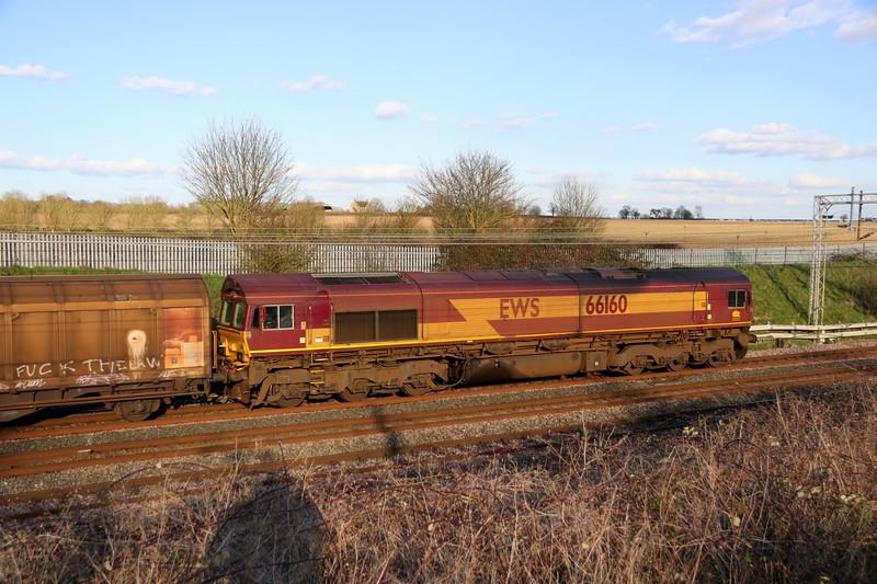 66160 Castlethorpe 6 March 2020