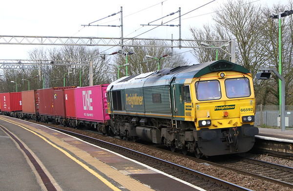 66592 Wolverton 20 March 2020