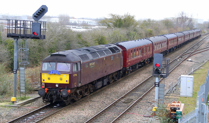 47746 Bicester North 7 March 2020