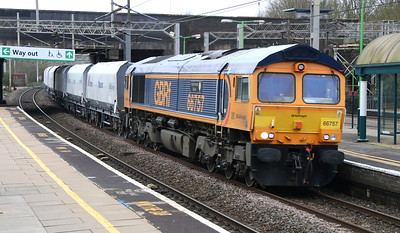66757 Wolverton 7 March 2020
