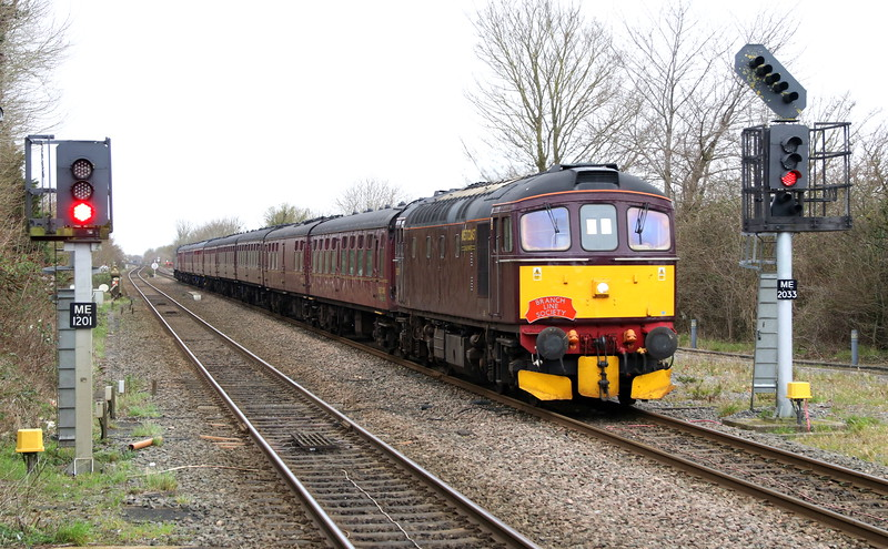 33029 Bicester North 7 March 2020