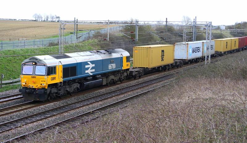 66789 Castlethorpe 13 March 2020