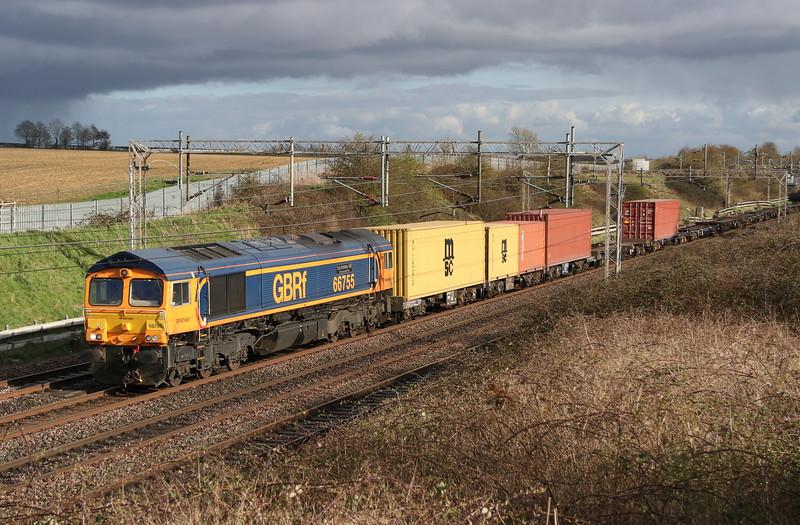 66755 Castlethorpe 20 March 2020