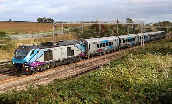 68021 Castlethorpe 4 October 2019