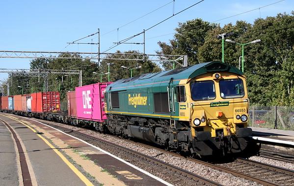 66553 Wolverton 20 September 2019