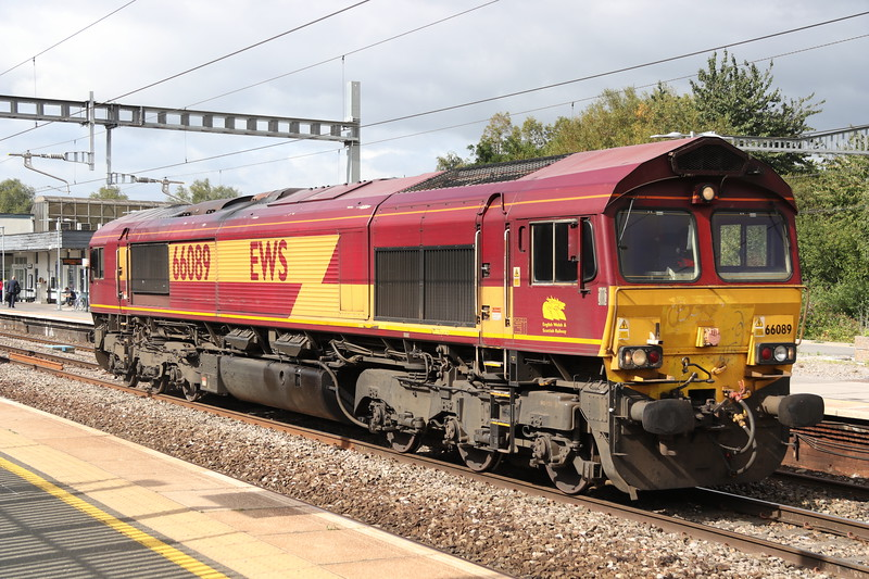 66089 Swindon 5 September 2019