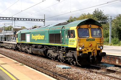 66564 Swindon 5 September 2019
