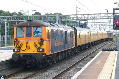 73965 Bletchley 11 September 2021