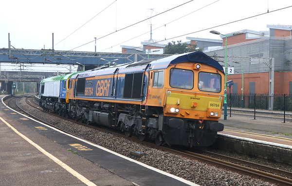 66764 + 66796 Wolverton 15 September 2021