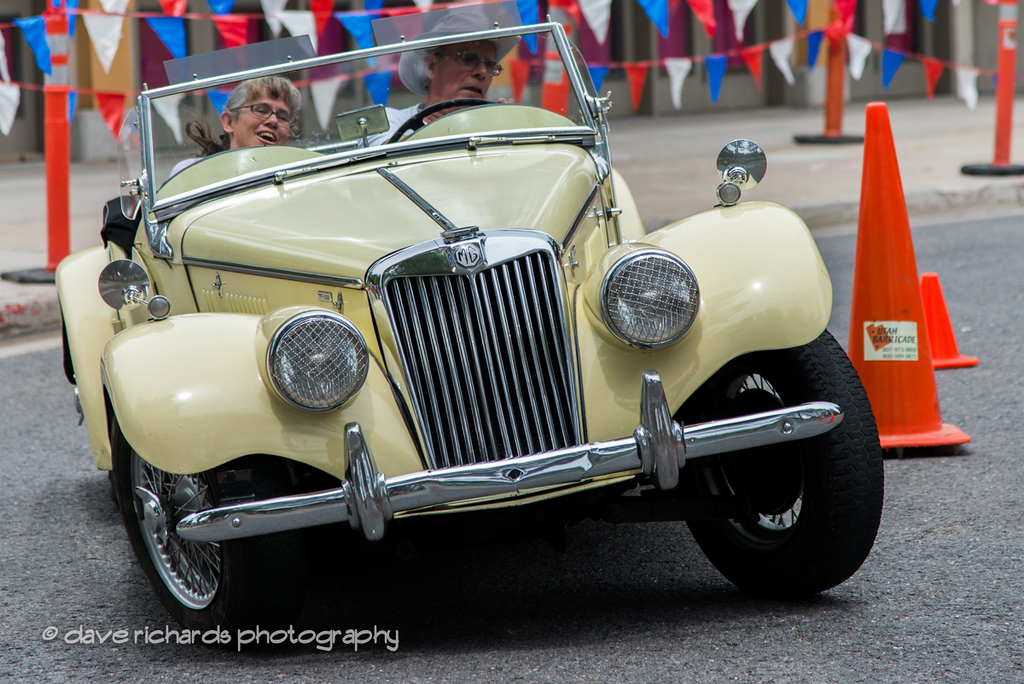 these old cars aren't just for show either!
