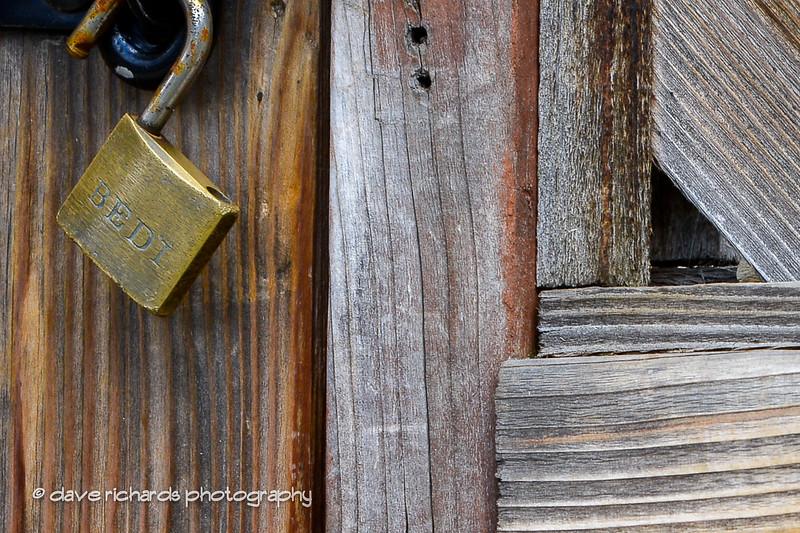 Abstract - Metal/Wood