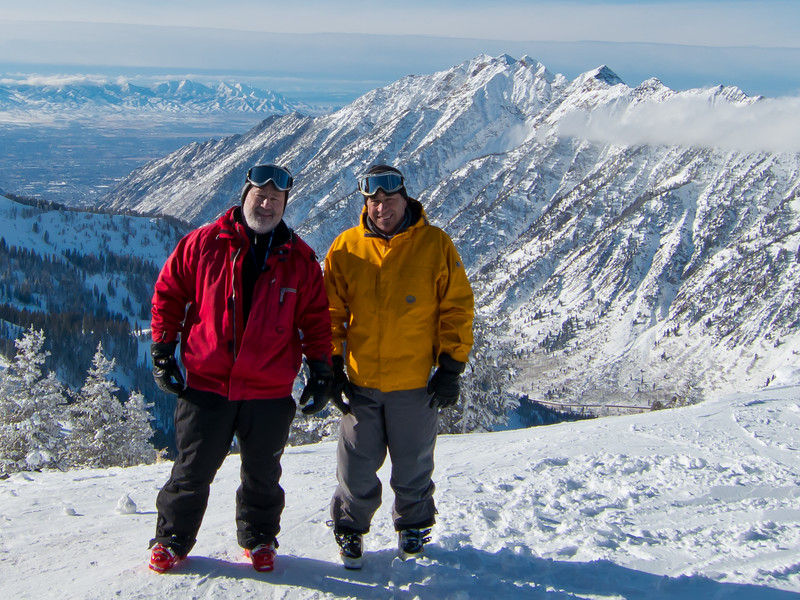 Top of the World - Snowbird Ski Resort