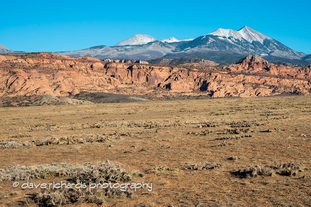 LaSal Mtns. , Moab, UT 11-2012