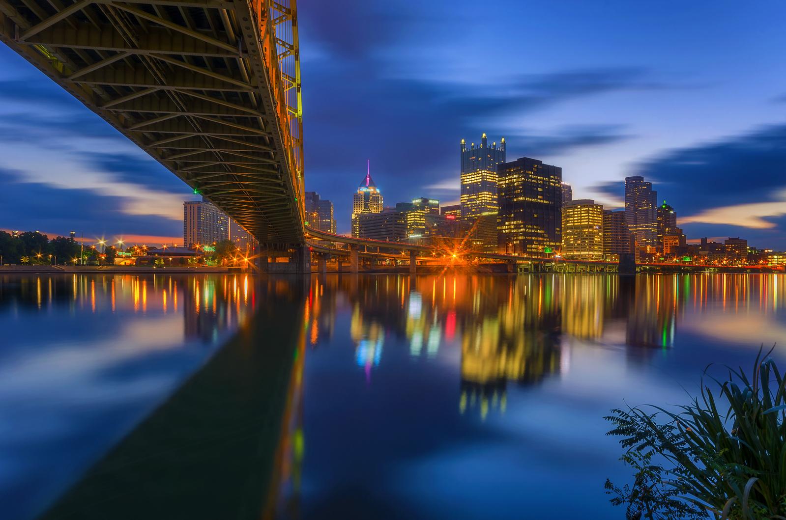 reflection Brad Truxell Photography