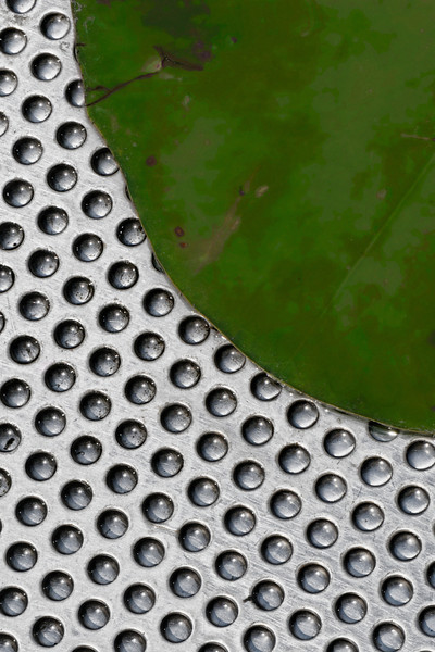 Padded Grate