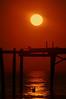Pier Under the Sun, 6:53 AM