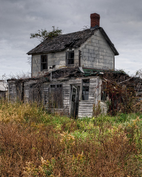 Long Abandoned (V)