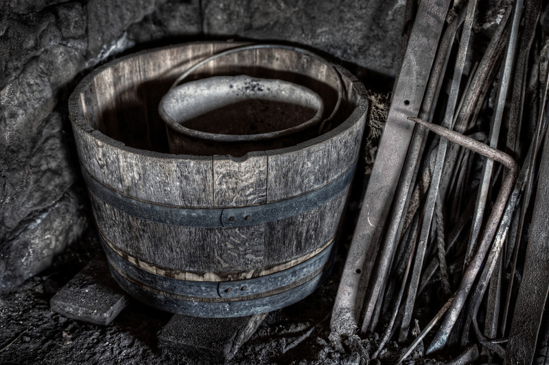 Blacksmith Buckets
