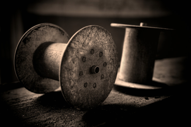 Spools in Shadow