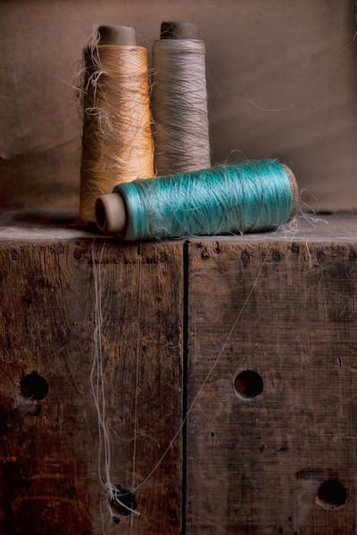 Dangling Silk