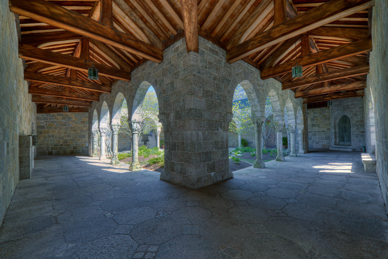 Cloisters at Glencarin